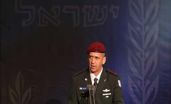 الجيش الإسرائيلي: عملياتنا في الشرق الأوسط بعيدة عن أعين العدو
