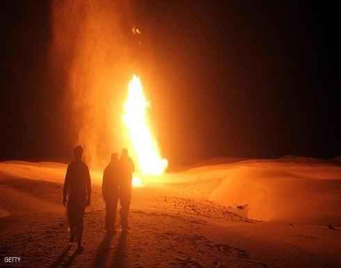 """مصر.. """"تفجير"""" أنبوب الغاز الرئيسي المغذي للعريش"""