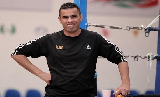 العساف يظفر بجاىزة أفضل مدرب في بطولة آسيا للتايكواندو