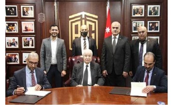"""اتفاق تعاون بين """"أبوغزاله العالمية"""" وFounder Institute Jordan"""