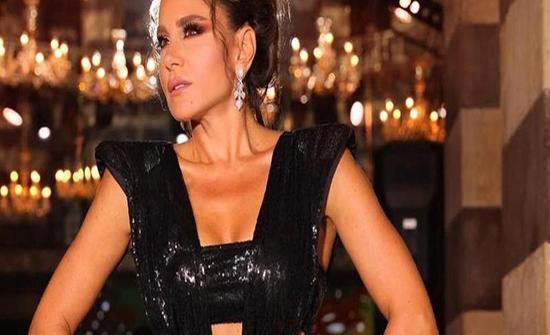 صور : ديما قندلفت.. الممثلة الأجرأ في إطلالتها