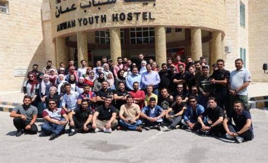 """اختتام فعاليات اللقاء التدريبي لـ""""فريق وزارتنا"""""""