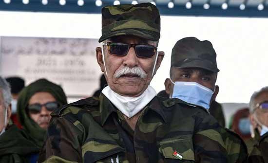 """المغرب: استقبال زعيم البوليساريو بإسبانيا قرار مع """"سبق الإصرار"""""""