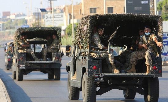 قائد الجيش اللبناني في فرنسا طلبا للمساعدة وللتحذير من انهيار المؤسسة العسكرية