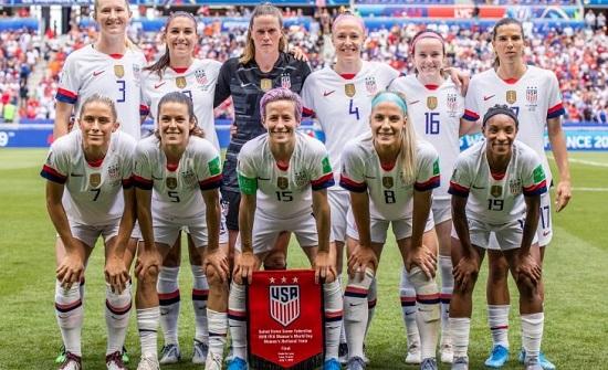 رفض دعوى لاعبات المنتخب الأمريكي للسيدات بشأن التمييز في الأجور