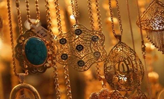 ارتفاع ملحوظ على اسعار الذهب في الأردن