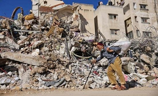 الرئاسة المصرية: إعمار غزة سيبدأ خلال الأيام القادمة