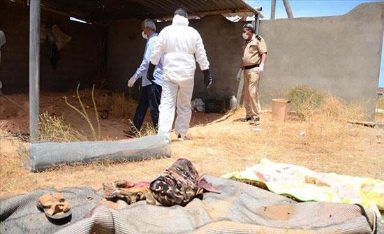 الجيش الليبي: اكتشاف 190 جثة بجنوب طرابلس وترهونة