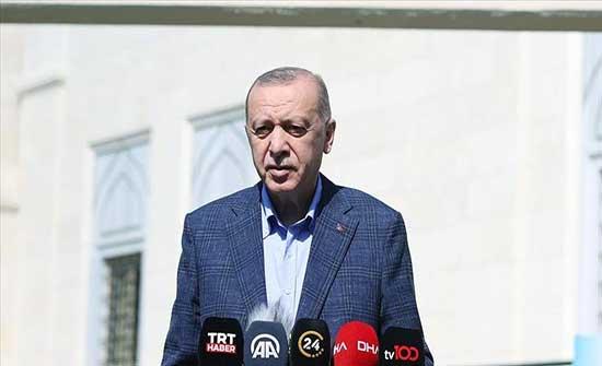 أردوغان: علاقاتنا مع واشنطن يجب أن تكون في وضع مختلف