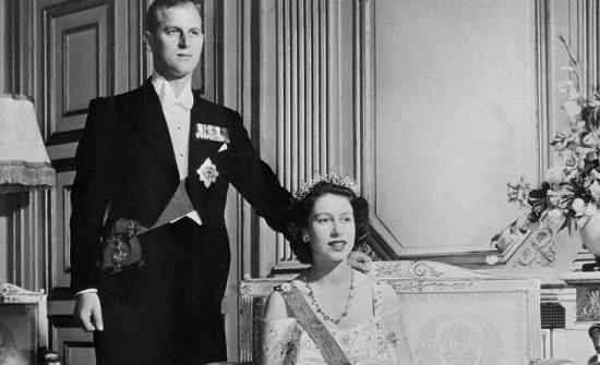فيديو من يوم زواج الأمير فيليب الملكة إليزابيث