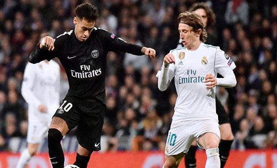 النادي الباريسي يرفض عرض برشلونة للتعاقد مع نيمار