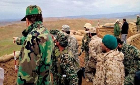 أذربيجان تنفي اتهامات طهران بوجود قوات إسرائيلية عند الحدود مع إيران