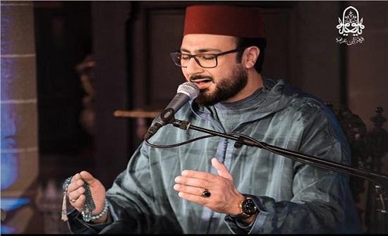 فرقة ابن عربي المغربية تتجلى بإنشادها الديني بأمسية ثانية في رمضان