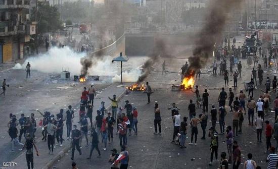 العراق.. قوات الأمن تقطع الطرق الرئيسية بين أحياء بغداد