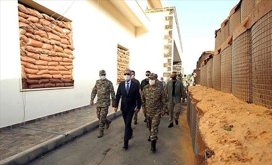 وزير الدفاع التركي: ماضون بدعم ليبيا وفق القانون الدولي