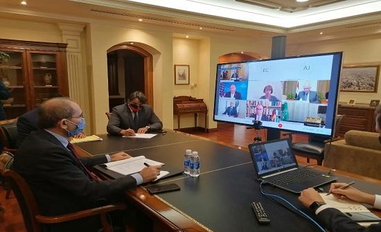 الخارجية ترحب بالاعلان عن اتفاق وقف نار دائم في ليبيا