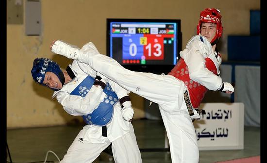 منتخب التايكواندو يتدرب في موسكو استعدادا للجائزة الكبرى
