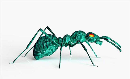 الروبوت النملة.. قدراته ستدهشكم!