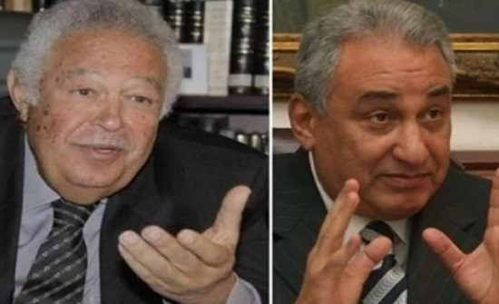 تراشق واتهامات بالفساد بين نقيبي محامي مصر السابق والحالي