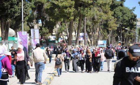 """طلاب """"الاردنية"""" ينتخبون اعضاء  اتحاد مجلس الطلبة الخميس"""