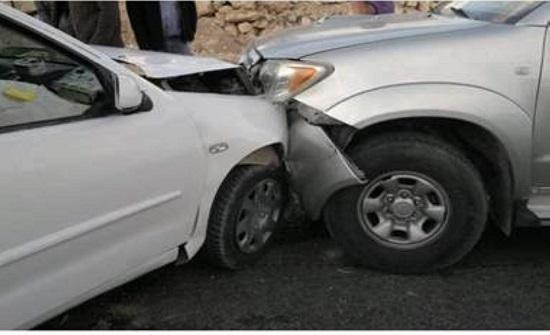 إصابة 5 أشخاص بحادث تصادم في عجلون