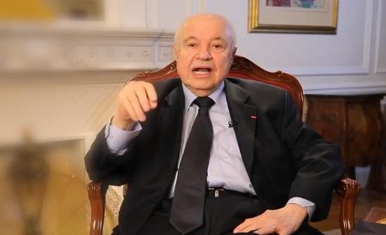 عون: ابوغزاله رجل إنجازات في العلم والمعرفة