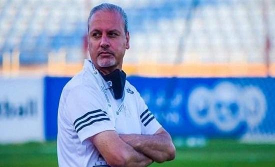مدرب فريق الجزيرة يستقيل من منصبه