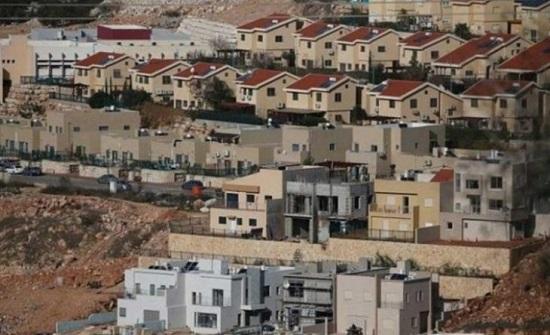 حكومة الاحتلال تعلن عن إنشاء حي استيطاني جديد شمال القدس