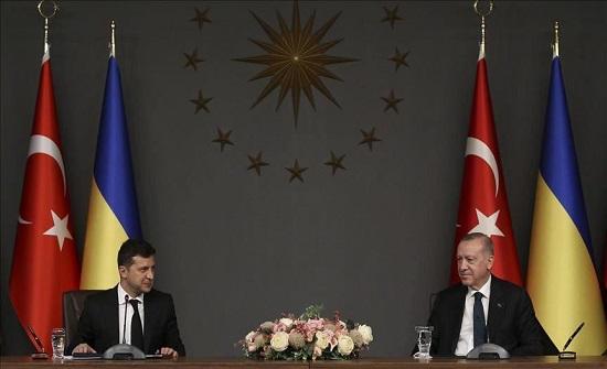 تركيا تجدد دعمها لإنهاء الاحتلال الروسي للقرم الأوكرانية