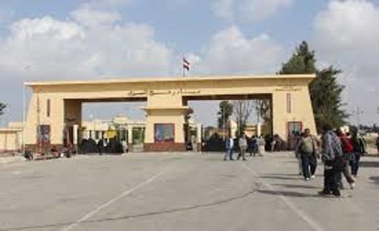 سفارة فلسطين بالقاهرة تعلن عن فتح معبر رفح باتجاه واحد إلى غزة