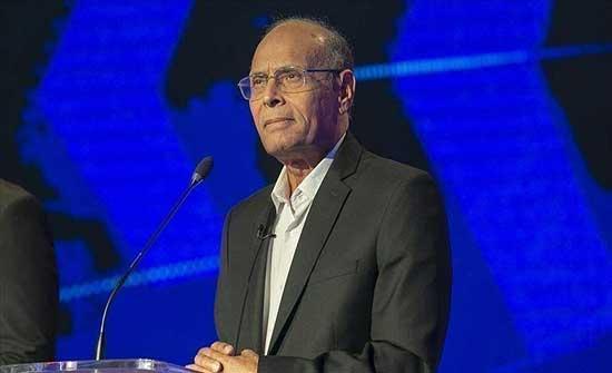 المرزوقي يدعو ديمقراطيي تونس للتوحد حال تعليق الدستور