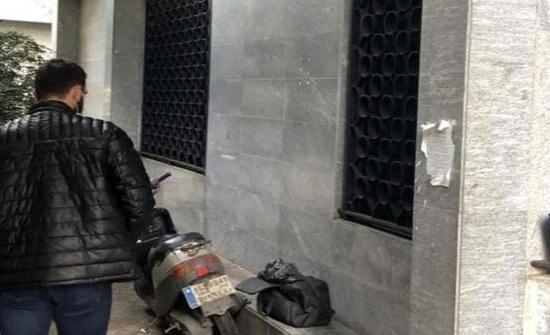 بيروت : العثور على أشلاء بشرية في حقيبة بالشارع