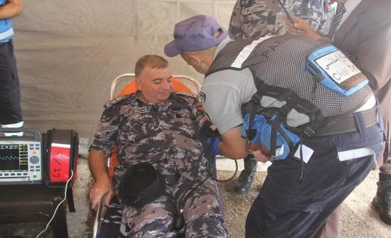 دفاع مدني الكرك تنظم حملة للتبرع بالدم