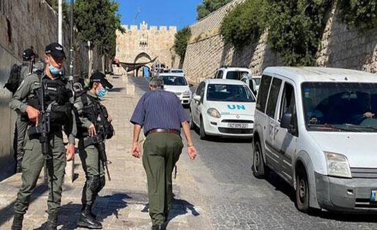 الجيش الإسرائيلي يعلن القبض على فلسطيني يتهمه بقتل جندي إسرائيلي