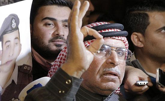 والد الكساسبة يعلق على مقتل البغدادي.. ماذا قال؟