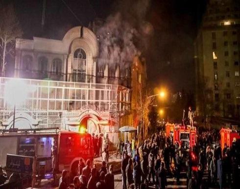 مساعد روحاني : مهاجمة سفارات جيراننا أضرّ بسمعة إيران