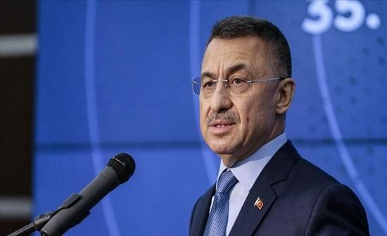 نائب أردوغان: قادرون على تلبية الاحتياجات الدفاعية للدول الصديقة