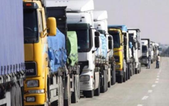 السماح للشاحنات الاردنية وإزالة كافة القيود عنها لدخول للأراضي السعودية