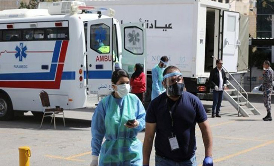 الصحة : ايقاف احتساب إصابات سائقي الشاحنات غير الأردنيين