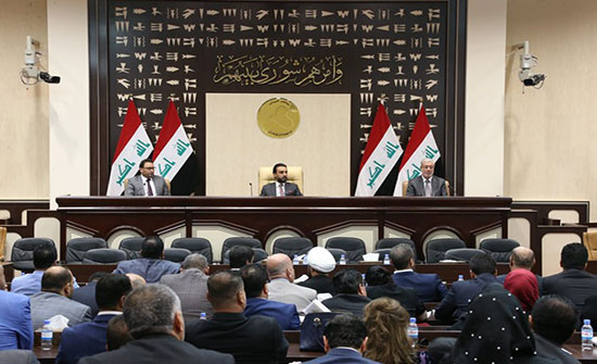 البرلمان العراقي يبدأ مناقشات قانوني الانتخابات والمفوضية
