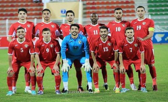 المنتخب الاولمبي يلتقي نظيره السوري في تجربة ودية ثانية