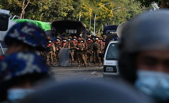 الأمم المتحدة تطالب بعقوبات ضد المسؤولين عن الانقلاب في بورما
