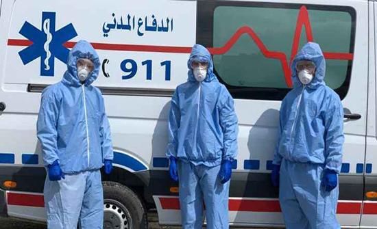 اصابة طبيب بالكورونا في مستشفى الامير حسين بلواء عين الباشا