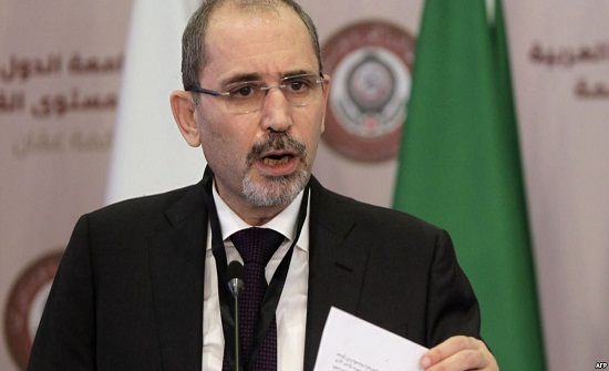 الصفدي : نأمل أن يتجاوز الأشقاء في تونس هذه الأوضاع الصعبة