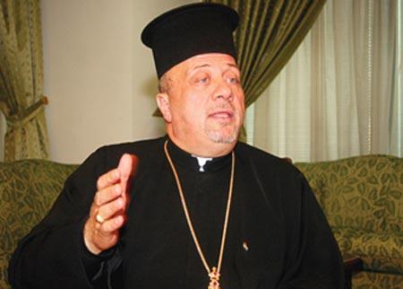 الأب حداد يثمن موقف الحكومة من التعايش الديني