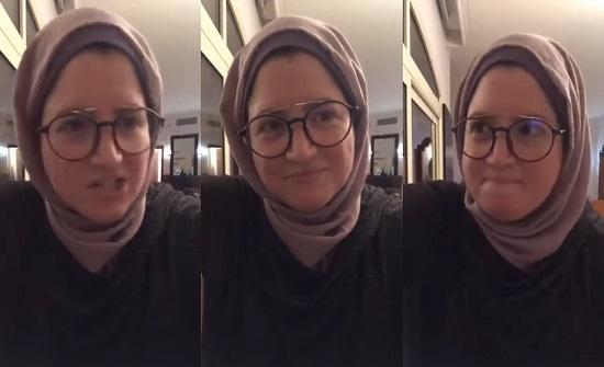 بالفيديو.. فتاة عربية تقلد سمير غانم وتشعل وسائل التواصل الاجتماعي
