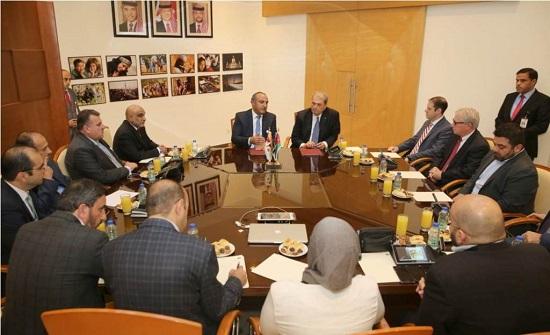 امانة عمان توقع إتفاقية إطلاق مشروع خارطة الطريق لعمان مدينة ذكية