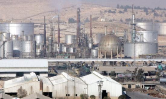 35.5 مليون دينار إجمالي أرباح مصفاة البترول الأردنية في النصف الأول