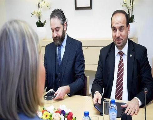 نصر الحريري: لا أمل في المفاوضات دون ضغط دولي على نظام الأسد