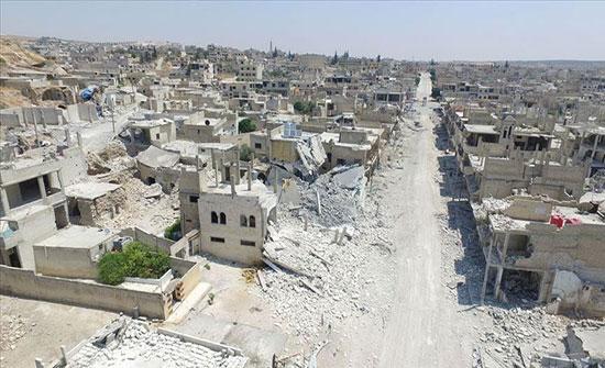 """لافروف: سيطرة نظام الأسد على خان شيخون """"لا تنتهك أي إتفاق"""""""